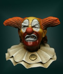 TRC160-01  Evil Clown