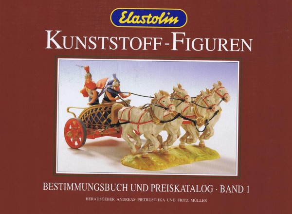 Elastolin Kunststoff Figuren band 1