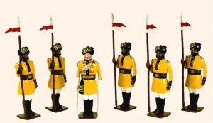 007a 1st Bengal Lancers