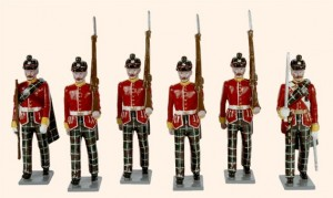 087 Highland Light Infantry