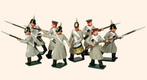 102 Russian Infantry