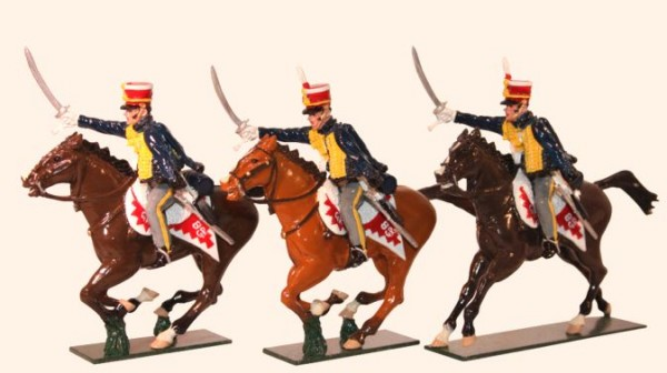 763 British Hussars, 10th (Prince of Wales's Own)
