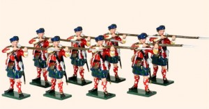 614 42nd Highland Regiment of Foot