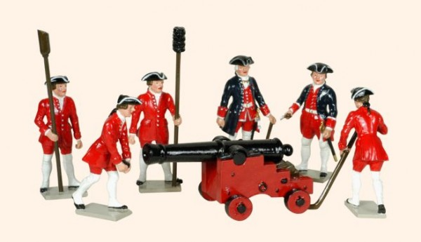 617 French Colonial Artillery