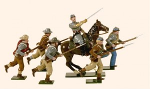 902 Confederate Infantry