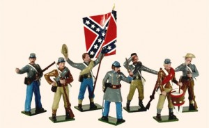 905 Confederate Infantry