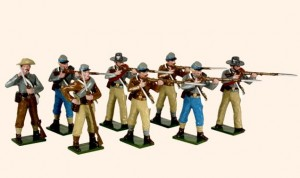 906 Confederate Infantry