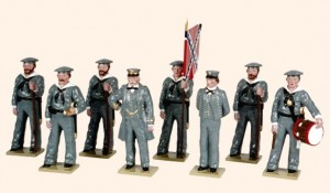 907 The Confederate Navies