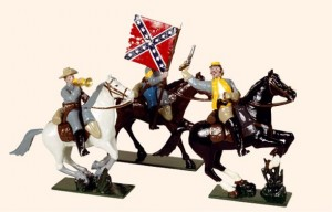 916 Confederate Cavalry