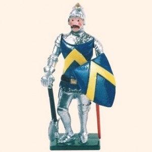 K04 Toy Soldier Set Sir John d Abernon