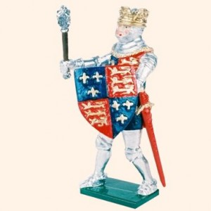 K23 Toy Soldier Set King Henry V