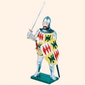 K26 Toy Soldier Set John de Montacute