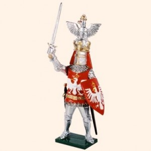 K29 Toy Soldier Set The King of Poland