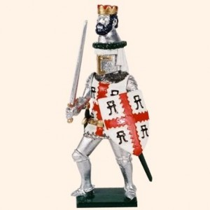 K32 Toy Soldier Set Sir John Bourchier
