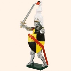 K41 Toy Soldier Set Boudouin d' Annequin