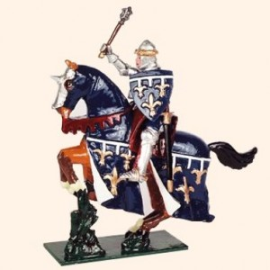 MK02Toy Soldier Set Charles Duke of Orleans