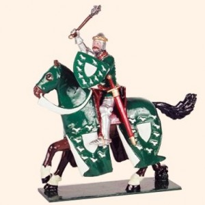 MK03 Toy Soldier Set Sir Thomas Erpingham KG