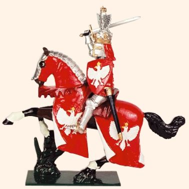 MK04 Toy Soldier Set The King of Poland