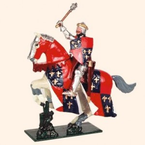 MK05 Toy Soldier Set Charles d' Albret