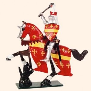 MK07 Toy Soldier Set Thomas de Beauchamp