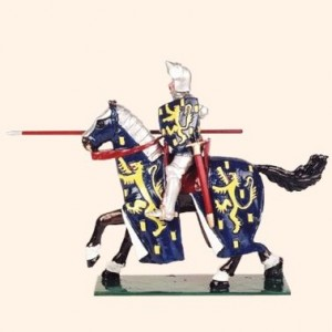 MK12 Toy Soldier Set Gautier VI Compte de Brienne