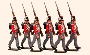 766 British Foot Guards