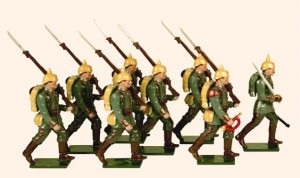 809 German Infantry
