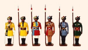 Trad 1 Types of the Indian Army