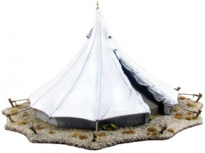 William Britain 20070 British Army Bell Tent