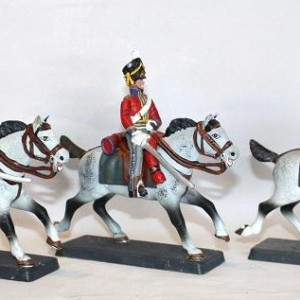 British 2nd Dragoons, Scots Greys
