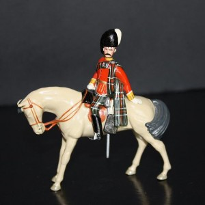 Imperial 28c Seaforth Highlanders 1895