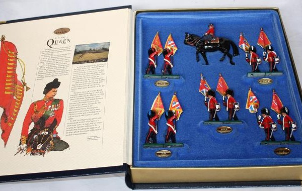 W. Britains Trooping the Colour (4)