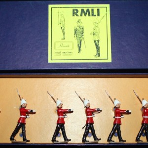 Hiriart RMLI royal marine Light infantry, soldatini 54mm